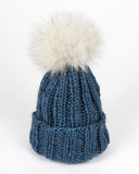 Teal Blue Kids/Baby Winter Hat
