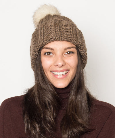 Earth Knit Toque