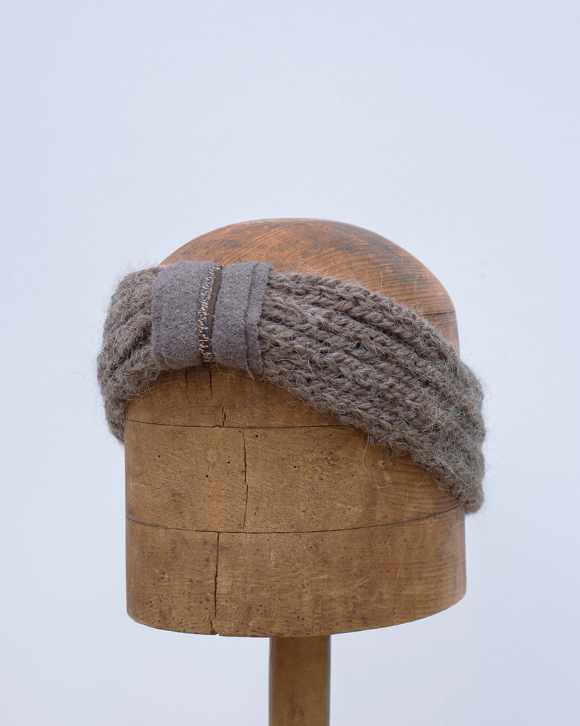 Bark Knit Headband
