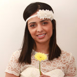 Bermuda Flower Headband