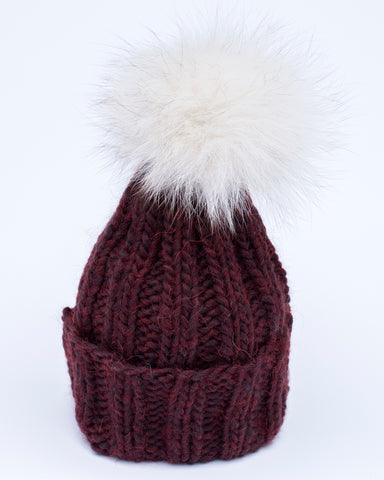 Little Ones | Black Cherry Toque