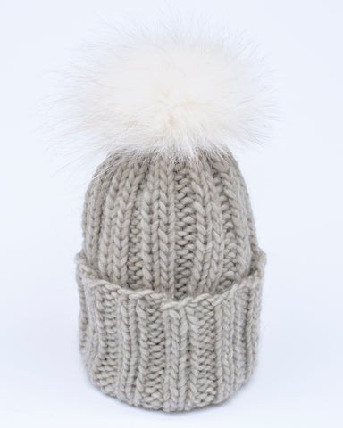 Little Ones | Fawn Knit Toque