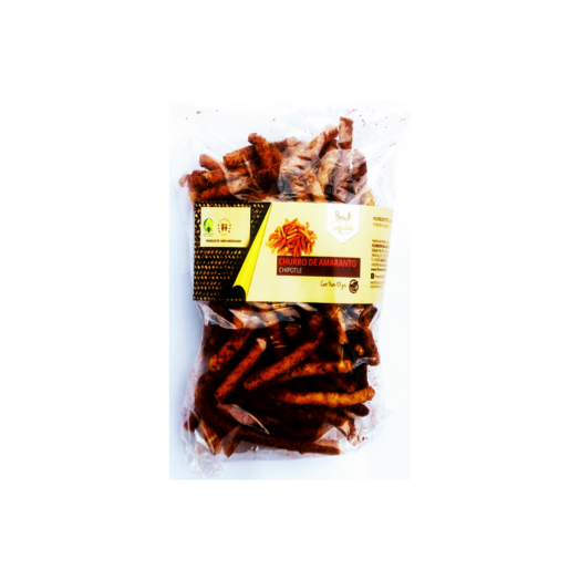 Churritos de Amaranto con Chile (150g)