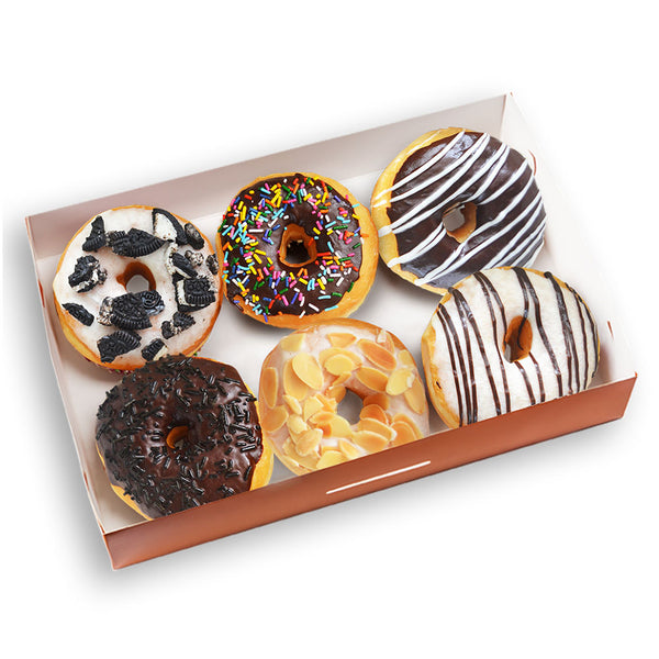 Allday Donut Assorted Box 6S