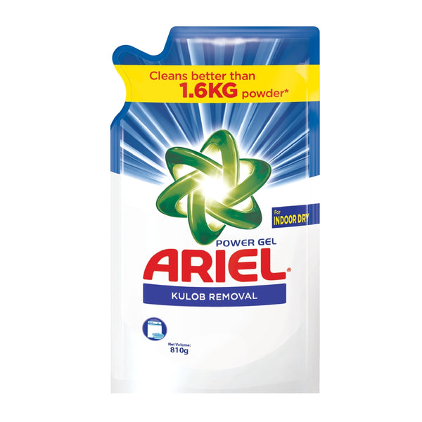 Ariel Liquid Det Indoor Dry 810Ml Pouch