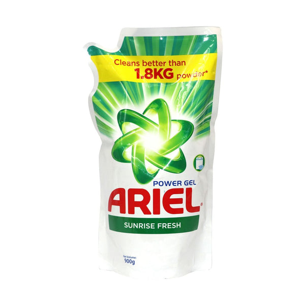 Ariel Powergel Sunrise Fresh Refil 900Ml