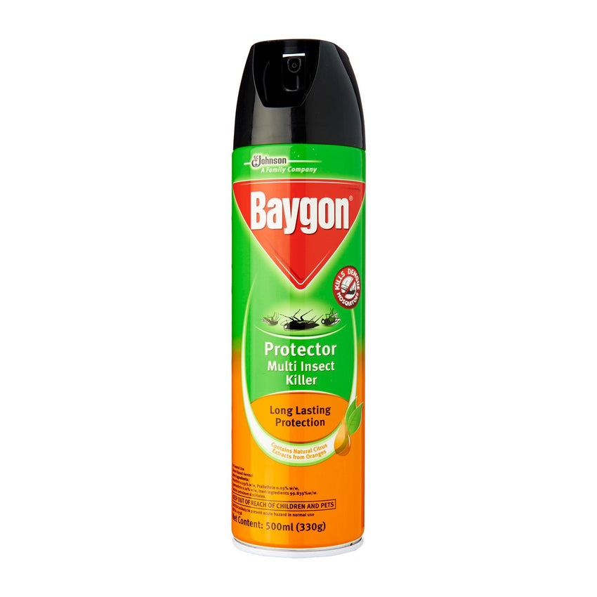 Baygon Protector Multi Insect Killer 300