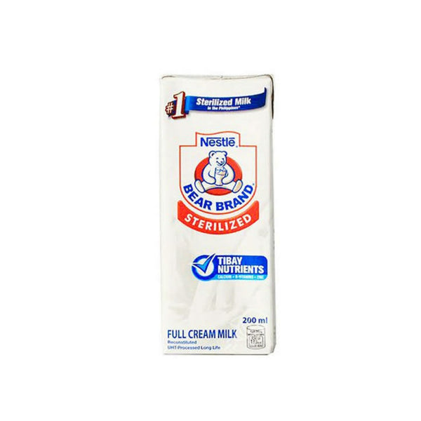Bearbrand Sterilized 200Ml Tetra