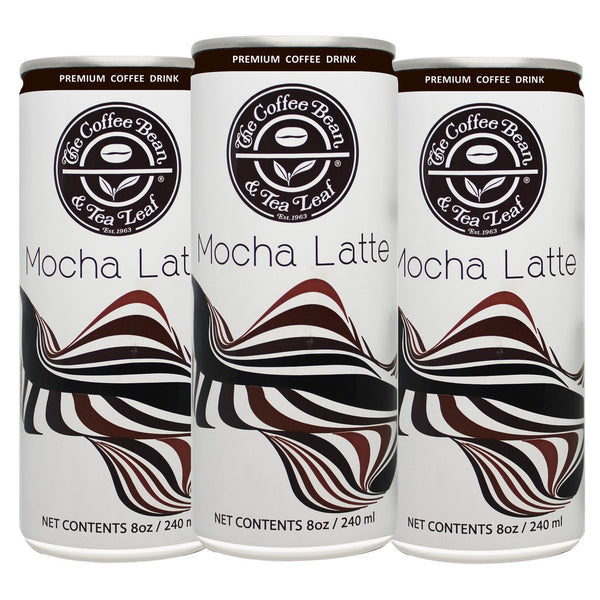 Cbtl Mocha Latte Prem Coffee Drink 240Ml