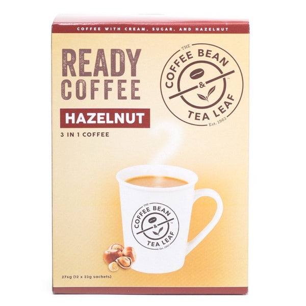Cbtl Ready Coffee Hzlnt Box 23G 12'S
