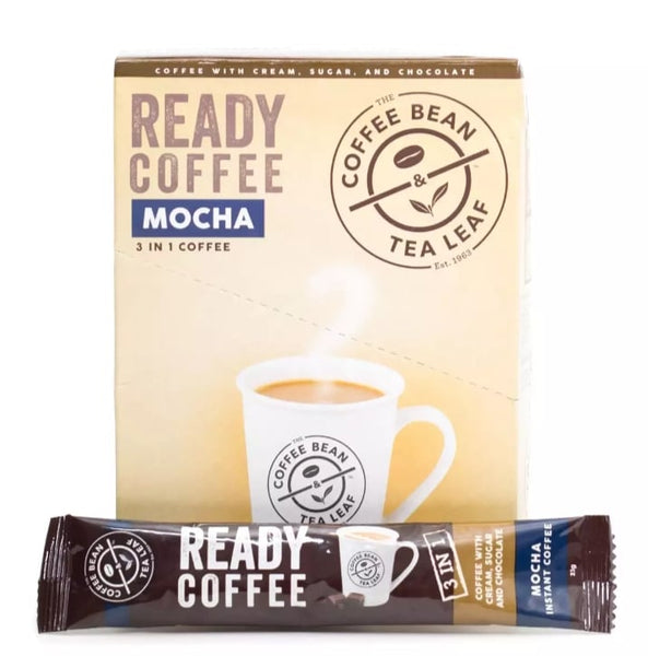 Cbtl Ready Coffee Mocha 3In1 Box 23G12'S