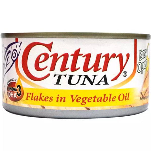 Century Tuna Flakes In Veg Oil 180G