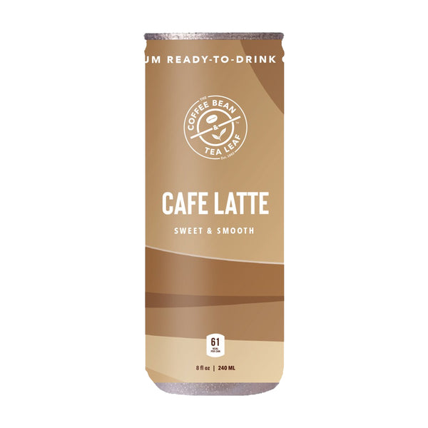 Cbtl Café Latte Prem Coffee Drink 240Ml