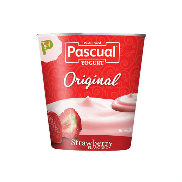 Cdy  Pascual Yoghurt  Strawberry 100G