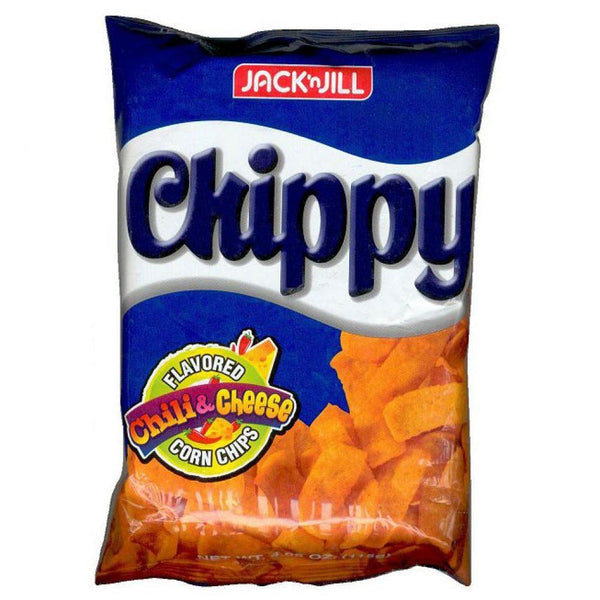 Chippy Chili Cheese 100G