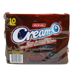 Cream-O Choco Fudge 30G 10'S