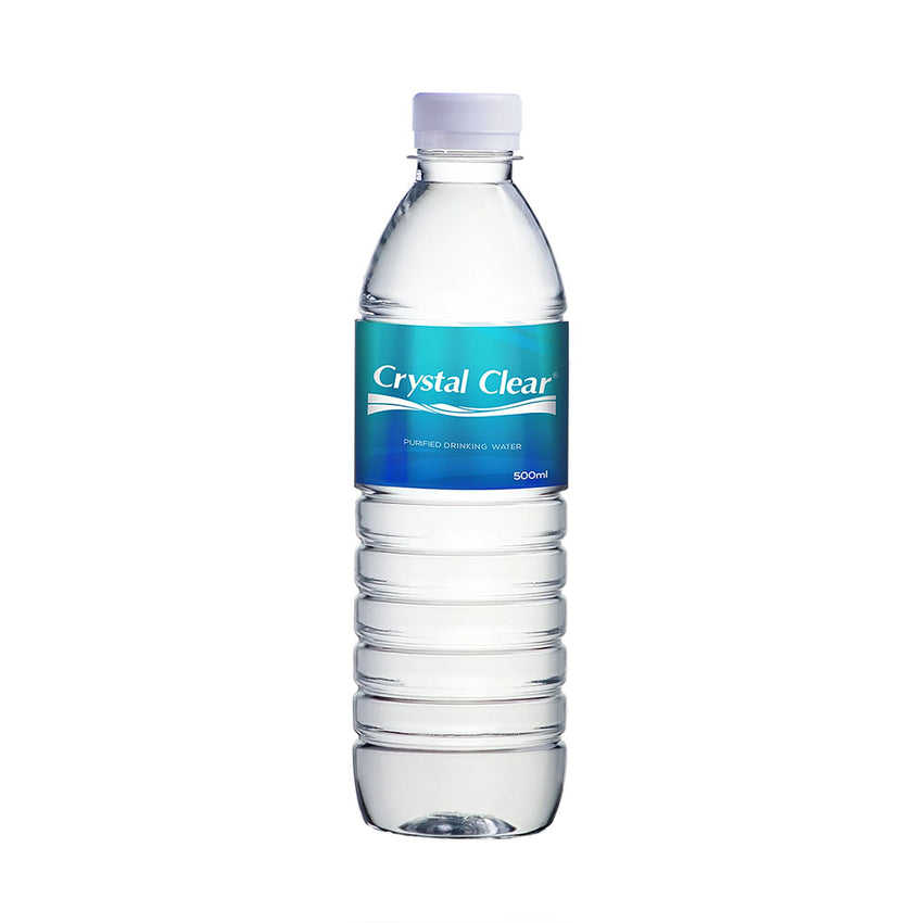 Crystal Clear Purified Drinking 500Ml