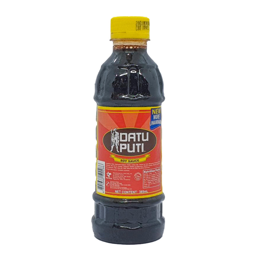 Datu Puti Soy Sauce Pet 385Ml