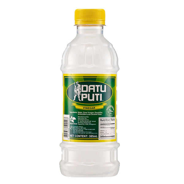 Datu Puti White Vinegar 385Ml