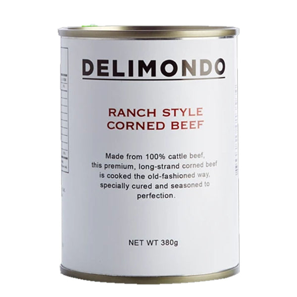 Delimondo Garlic&Chili Corned Beef 380G