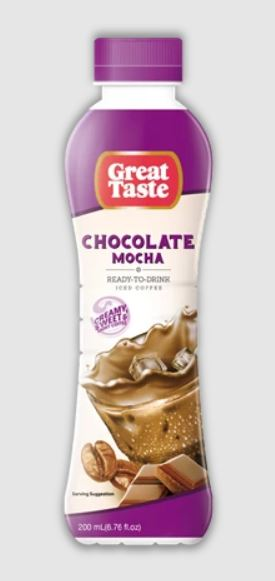 Great Taste Chocolate Mocha 200Ml
