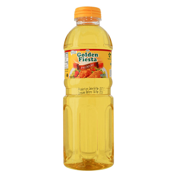 Golden Fiesta Cooking Oil Pet 485Ml