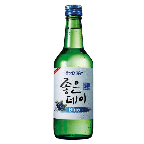 GoodDay Korean Blueberry Soju 360ML