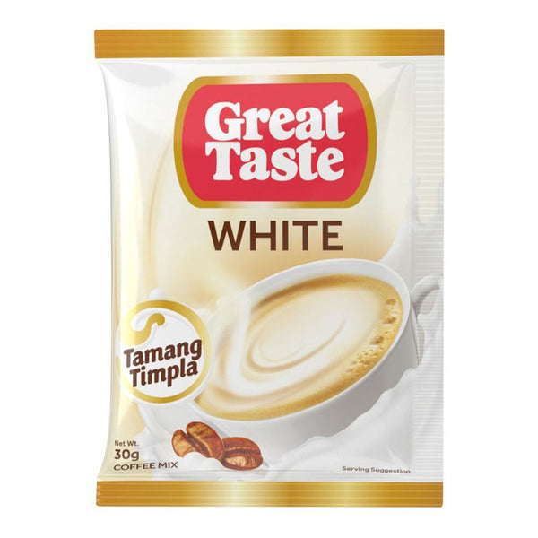 Great Taste 3N1 White Coffee 30G