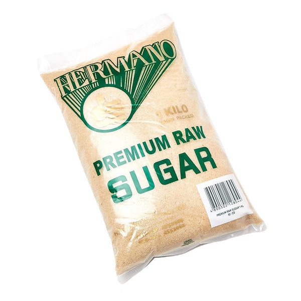 Hermano Premium Raw Sugar 1Kg