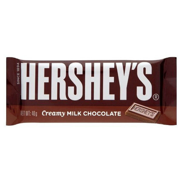 Hersheys Creamy Milk Bar 40G