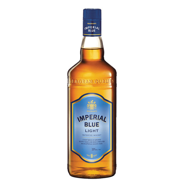 Imperial Blue Light Whisky  700Ml