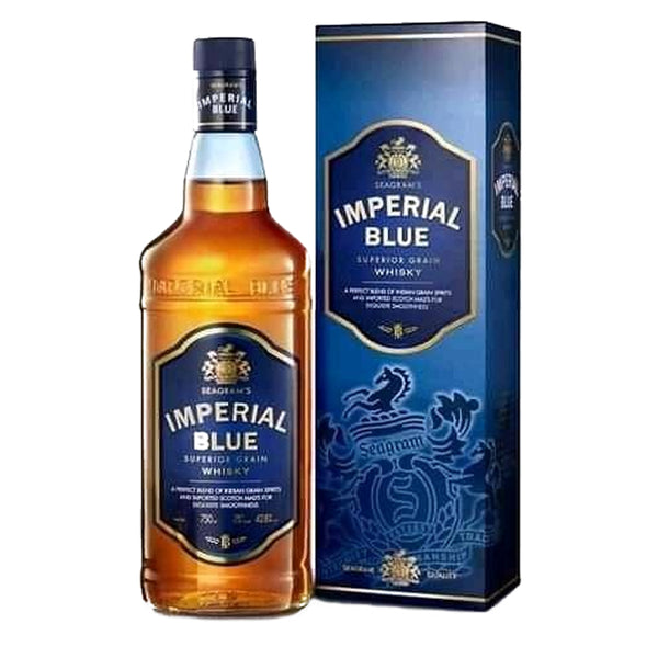 Imperial Blue Whisky 700Ml