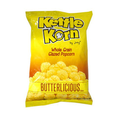 Kettle Corn Butterlicious 120G