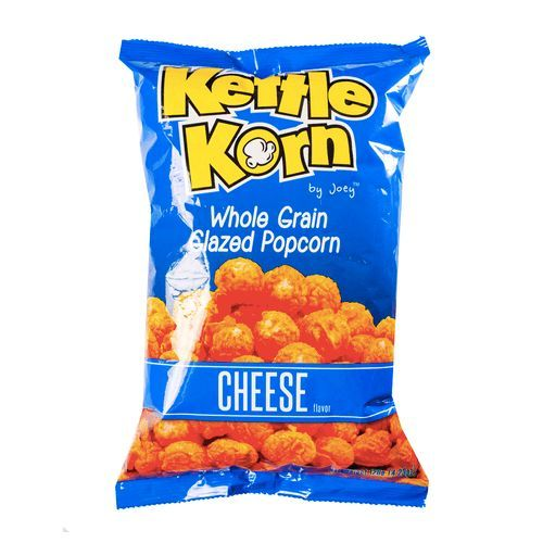 Kettle Corn Cheese 120G