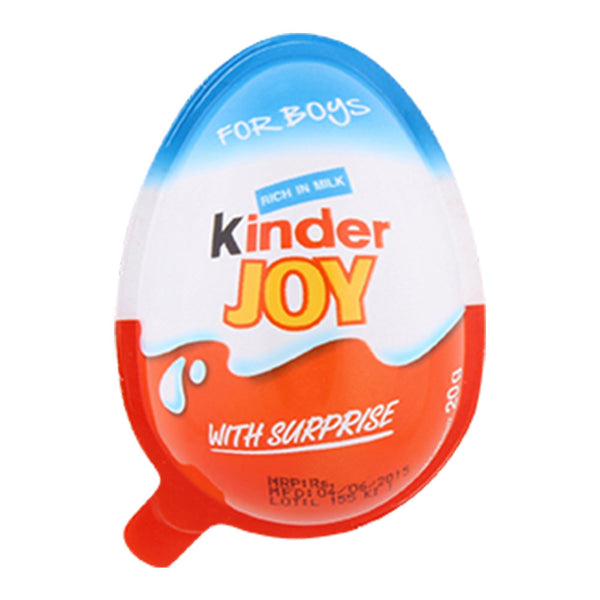 Kinder Joy For Boys T2 420g