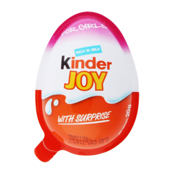 Kinder Joy For Girls T2 420g