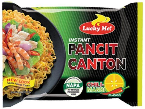 Lm Pancit Canton Chilimansi Pouch