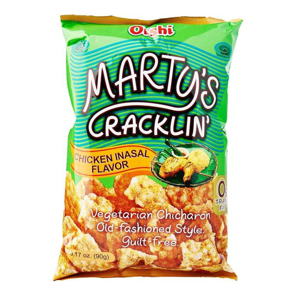 Martys Crackling Chicken Inasal 90G