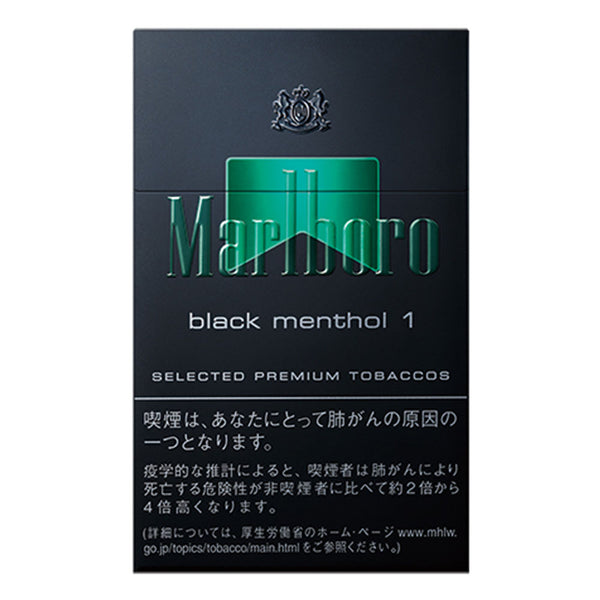 Marlboro Black Menthol Ks Box 20