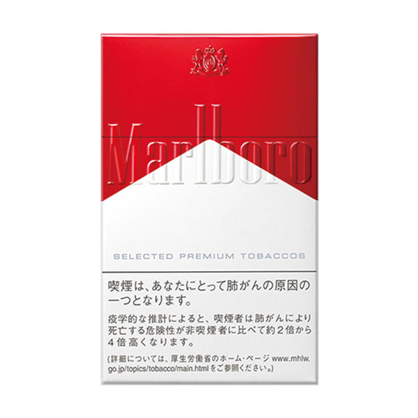 Marlboro Red Ks Box 20