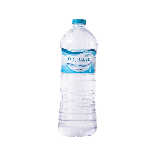 Natures Spring Distilled Water 1.5L