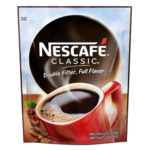 Nescafe Classic Double Filter 100G