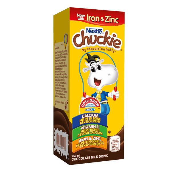 Nestle Chuckie Calci-N 250Ml
