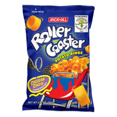 Roller Coaster Cheddar Cheese 85G