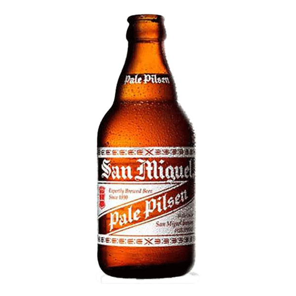 San Miguel Beer Pale Pilsen 320ml