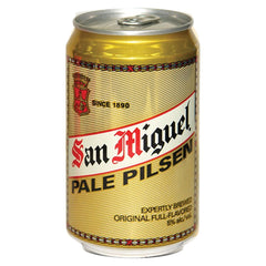 San Miguel Beer Pale Pilsen Can 330ml