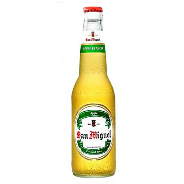 San Miguel Fruit Beer Lemon Bottle 330ml
