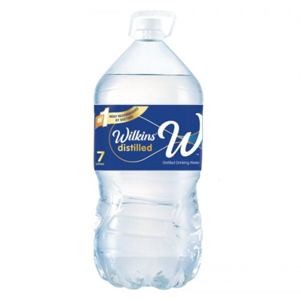 Wilkins Distilled Water 7L