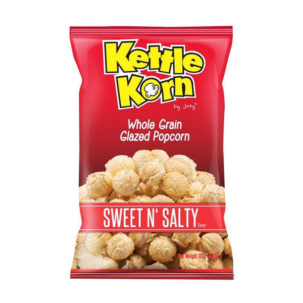 Kettle Corn Sweet And Salty 120G