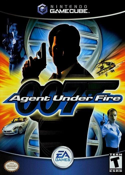 007 Agent Under Fire Nintendo GameCube - Gandorion Games